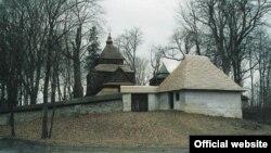 Церковний комплекс Святої Параскеви в Радружі Любачівського повіту Підкарпатського воєводства Польщі