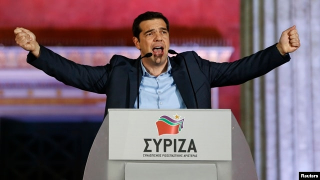 Will Syriza and party leader Alexis Tsipras change once they are in power?