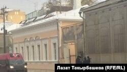 Москвадагы кыргыз элчилиги.