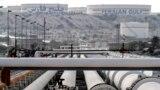 Eýranyň nebit eksporty boýunça desgasy, Pars aýlagyndaky Khark adasy
