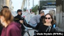 Затримання Олександра Кувшинова, 15 липня 2020 року