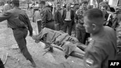 Взрыв около жилого дома в Волгодонске 16 сентября 1999-го унёс жизни 19 человек