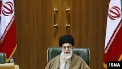 آيتالله علی خامنهای، تهران ۱۴ اسفند ۱۳۸۷