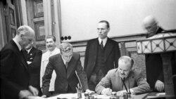 Что граждане Молдовы знают о пакте Молотова — Риббентропа?