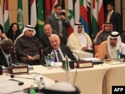 Pjesëtarë të Ligës Arabe