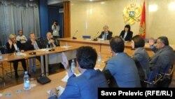 Sednica Administrativnog odbora, 9. novembar 2015