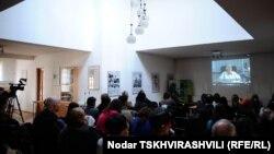 "Georgia -- ""Sorry Campaign"", Presentation of Documentary Film, Tbilisi, 16Dec2011"