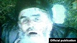 Акси Мулло Абдулло, ки аз тариқи телевизионҳои давлатӣ намоиш дода шуд