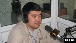 Бактыбек Калмаматов