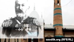 Islam Karimov mosque in Tashkent