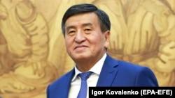 Сооронбай Жээнбәков
