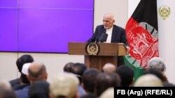 اشرف غنی، رئیسجمهوری افغانستان