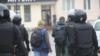 Затрыманьне журналістаў у Горадні, 11 кастрычніка