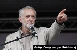 Джереми Корбин зовет Великобританию в светлое будущее. Сентябрь 2015 года