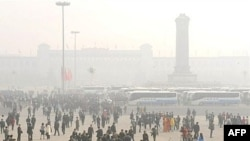 China recently overtook the United States as the world's largest greenhouse-gas emitter.