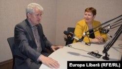 Grigore Belostecinic și Valentina Ursu