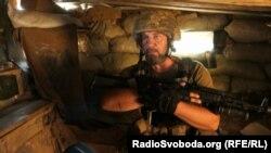Любомир, військовослужбовець ЗСУ