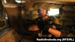 Любомир, военнослужащий ВСУ