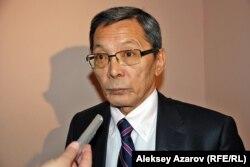 Нурлан Санжар (Сегизбаев), сыгравший Кожу в фильме «Меня зовут Кожа». Алматы, 16 ноября 2013 года.