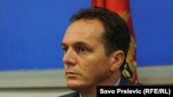 Спенд Маџуни -директор на Косовската полиција