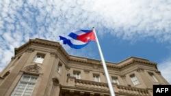 Ambasada e Kubës në Uashington, foto arkiv