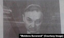 Ion Druță în 1994 (foto: Moldova Suverană)