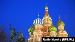 Оьрсийчоь -- Москох, Кремл