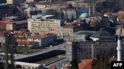 Glavni grad dijeli sudbinu države: Sarajevo