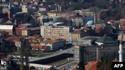 Pamje nga Sarajeva
