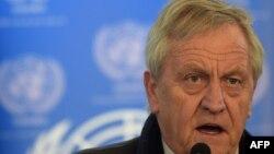 نیکولاس هایسم نماینده خاص سرمنشی سازمان ملل متحد برای افغانستان