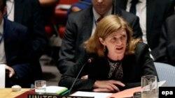 Посол США в ООН Саманта Пауер