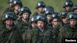 Російські військові, ілюстраційне фото
