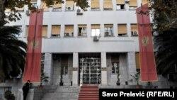 Skupština Crne Gore u Podgorici