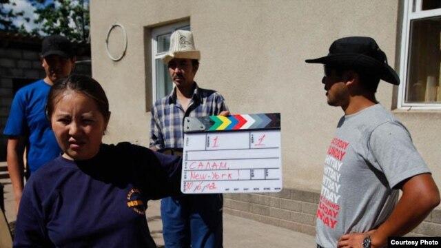 Руслан акун я прославлю кыргызстан