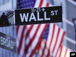Wall Street - ilustracija