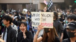 Najmasovniji protesti u svetu od 1989. godine