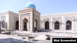 Ислам Каримовдун аты коюлчу мечит.