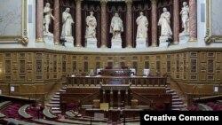 Ֆրանսիայի Սենատի նիստերի դահլիճը