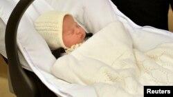 Британ ханзаадасынын кызы Шарлоттаны багууга мамлекет жылына 150 миллион фунт стерлинг коротобу?