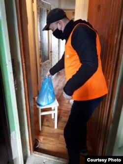 Волонтерларның берсе