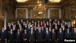 Азиските и европските лидери на минатиот самит