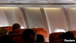 Ulësja boshe e aeroplanit për në Kubë, për të cilën gazetarët besonin se ishte e Snowdenit