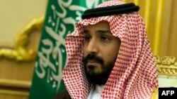 محمد بن سلمان، وزیر دفاع، قائممقام ولیعهد و پسر پادشاه عربستان سعودی است.