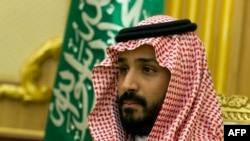 Министр обороны Саудовской Аравии Мохаммед бин Салман бин Абдул Азиз