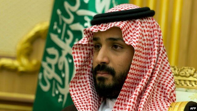 """Saudi Deputy Crown Prince and Defense Minister Mohammed bin Salman: """"A war between Saudi Arabia and Iran is the beginning of a major catastrophe in the region."""""""