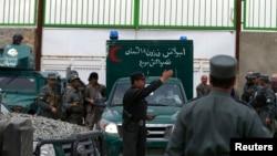Кабул, 24.04.2014