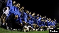 Futbol bo'yicha O'zbekiston milliy terma jamoasi. Qatar, 2011.