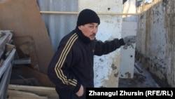 Житель Актобе Айтжан Темирбаев.