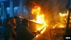 Kiev, 20 janar 2014.