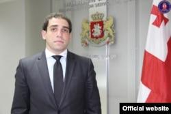 Ираклий Шотадзе, главный прокурор Грузии